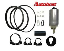 Autobest F1498 Electric Fuel Pump For 1975-91 Ford F150, E150 Econoline V8 E2486