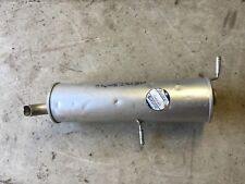 PEUGEOT 307 CITROEN C4 Exhaust Rear Silencer euroflow EXPG6021 9800525180 1730N5