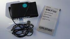 Sony Walkman WM-F103 Radio Cassette Player