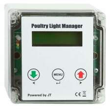 Poultry Light Manager ; Lichtsteuerung ; Automatik-Dimmer