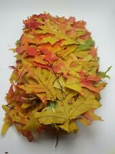 A REAL AUTUMN FOLIAGE LEAVES Oak Fall Colors treated branches
