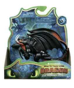 Deathgripper - How to Train Your Dragon - The Hidden World -  Action Figure NEW