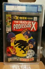 X-Men 42 VF+ CGC 8.5