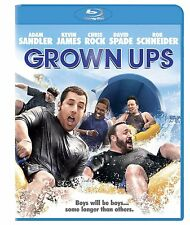 Grown Ups (Blu-ray Disc, 2010) - NEW!!