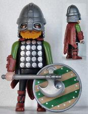 Playmobil viking - romain - barbare - gaulois - celte - guerrier #23C - custom