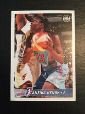 2012 WNBA Aneika Henry Atlanta Dream RC R13 Only 400 Produced