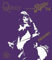 QUEEN - LIVE AT THE RAINBOW '74 All Region NTSC DVD ~ FREDDIE MERCURY *NEW*