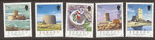 Jersey 2005 Coastal Towers MNH