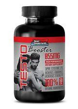 TESTOBOOSTER T-855 - Increase Muscle Mass Strength - Fat Burner Sexual Libido 1B