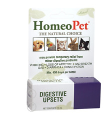 HomeoPet Feline Digestive Upset Drops 15mL