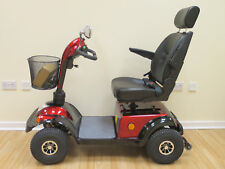Adventurer 8 - Class 3 (Road Legal) 8MPH Mobility Scooter NEW, LED Headlamp