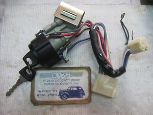 LADA SAMARA STARTER MOTOR STEERING LOCK Ignition Switch Original