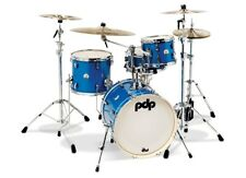 PDP New Yorker Shellset Blue Sparkle 18B/10T/13FT/13SD