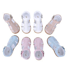 Boys Girls Summer Sandals Shoes Little Gentleman Toddler Wedding Party Casual