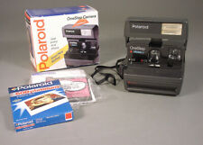 Polaroid Onestep Close-Up Instant 600 Film Camera Flash Sx-70 Style Color Print