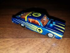Racing Champions Blue Yellow 1965 Plymouth Die Cast Car!! 1993