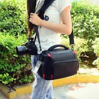 DSLR Waterproof Protective Shoulder Bag Set Carrying Case For Canon Nikon Camera