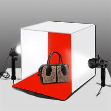 40cm Softbox Portable Photo Studio Box Photography 5 Backdrops Room Mini Tent
