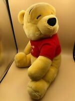 Winnie The Pooh Bear Playgro Plush Kids Soft Stuffed Toy Doll Disney Show Teddy