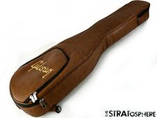 Gibson USA Les Paul Studio, PADDED BROWN GIG BAG Premium Lightweight Case