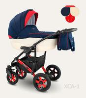 CAMARELO Carera 2in1 NEW Stroller Pushchair Pram Sport seat FREE SHIPPING