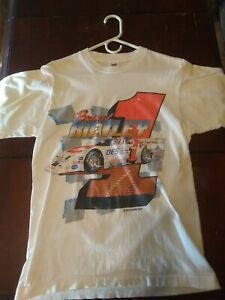 BRIAN RIEVLEY OIL EQUIPMENT SUPPLY SUPER LATE MODEL RACE SHIRT