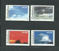 ZIMBABWE. Año: 2006. Tema: CIELOS Y NUBES.