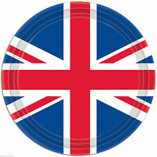 All Occasions Union Jack Party Plates