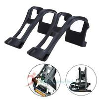 Cycling Road Bike Mountain Bike Strapless Toe Clips Half Clips For Bicycle Pedal
