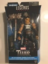 NEW 2017 Marvel Legends The Mighty THOR Ragnarok ARES HULK BAF Series In Hand!