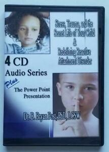 Stress, Trauma, And The Secret Life Of Your Child & Attachment Disorder (5 CDs)