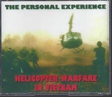 "VIETNAM WAR DVD ""THE PERSONAL EXPERIENCE: HELICOPTER WARFARE IN VIETNAM"" 90 MIN."