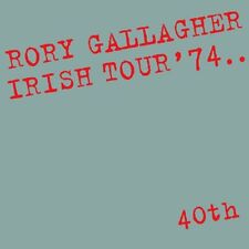 RORY GALLAGHER - IRISH TOUR '74 (40TH ANNIVERSARY DELUXE)  2 CD NEW+