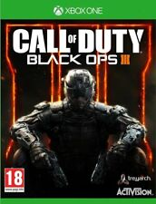 CALL OF DUTY BLACK OPS III JEU XBOX ONE NEUF