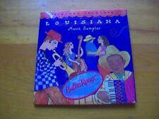 Putumayo presents LOUISIANA Music Sampler- PROMO (CD, 2000, Putumayo) NEW