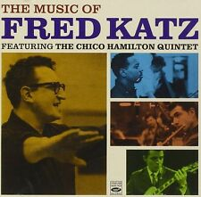 Fred Katz THE MUSIC OF FRED KATZ FEATURING THE CHICO HAMILTON QUINTET