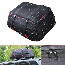 Vehicles Roof Travel Bag Large Capacity Luggage Waterproof Carrier Cargo Hiking