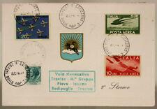 VOLO RIEVOCATIVO TREVISO  - MONTE GRAPPA - PIAVE - ISONZO - TREVISO 1978 #SP600