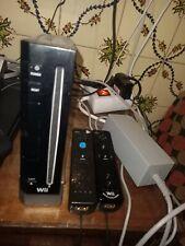 Lote Nintendo Wii + accesorios + juegos