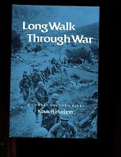 Long Walk Through War : A Combat Doctor's War, Huebner, 88th Div. Italy, HBdj