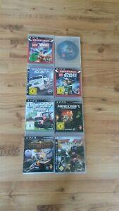 Playstation 3     8 Spiele