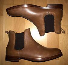 Neu Ralph Lauren Stiefel Gr 42 Dillian II Boots Leder Chelsea Polo Stiefeletten