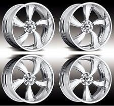 "17"" inch PRO WHEELS RIMS TWISTED KILLER INTRO FOOSE USMAGS SPECIALTIES US MAGS"