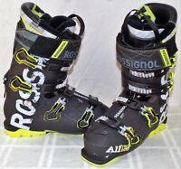 Rossignol Alltrack Pro 100 Used Men's Ski Boots Size 26.5 #632562