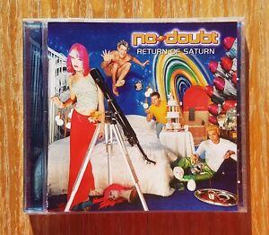 NO DOUBT - Return Of Saturn CD 2000 [Australian BONUS Track]