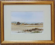 John R Harris: Watercolour (not oil) painting 'Untitled' (2 of 2)