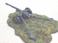 SGTS MESS GN25 1/72 Diecast WWII German 5cm PaK 38 Anti-Tank Gun