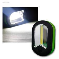 COB LED LAMPADA DA LAVORO AUTO Batteria Torcia tascabile 200 LUMEN officina