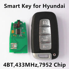Keyless Entry Car Remote Control Smart Key Fob for HYUNDAI I30 I45 Ix35 Equus