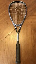 Dunlop Premium Black Max Carbon 500 cm2 Oversize Squash Racket Racquet Euc